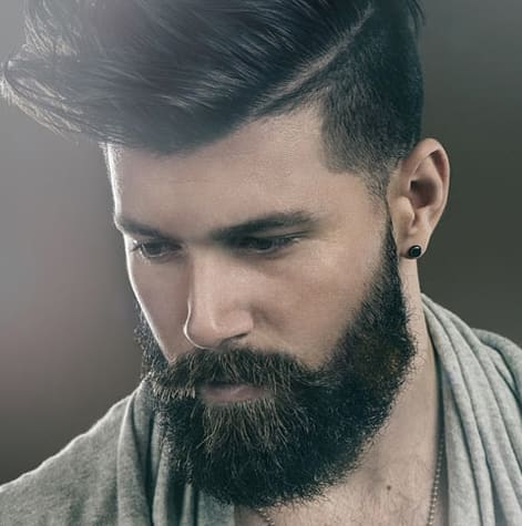 Cool Beard Styles 2018