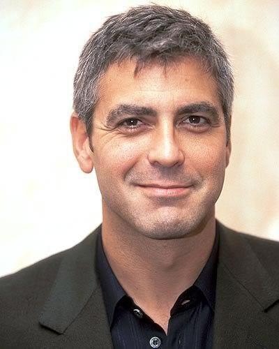 Clooney 'Caesar' Cut