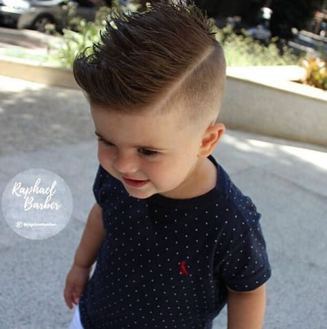 40 cool little boy haircuts 2018  new haircut style