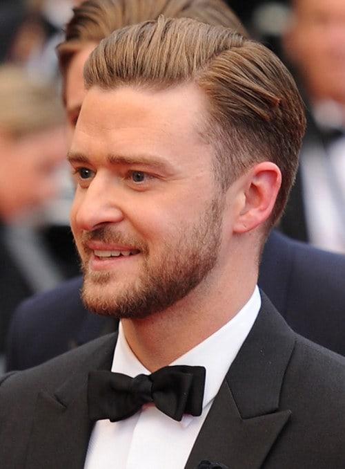 Justin Timberlake Pompadour Hairstyle – Cool Men's Hair ...