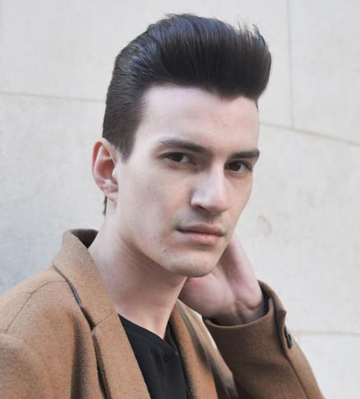 Handsome Hairstyles For Men: Beautiful Men Haircut For Long Face 2018 2019