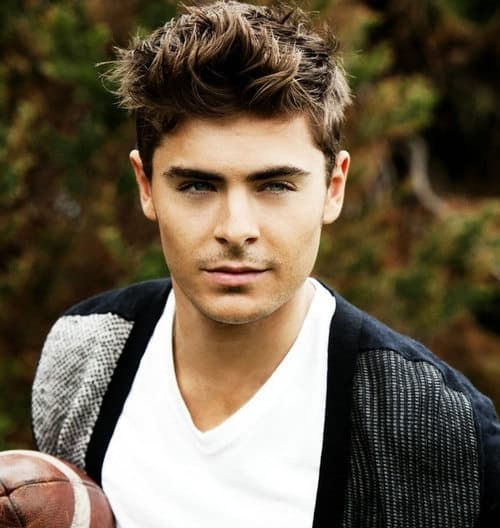 Most Famous Zac Efron Hairstyles - Cool Men's Hair 2019 ...
