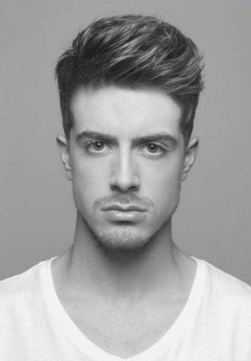 30 Classy Men Haircuts For Oval Face 2018 2019 New