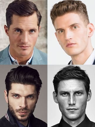 30 Classy Men Haircuts For Oval Face 2018 2019 New Haircut Style