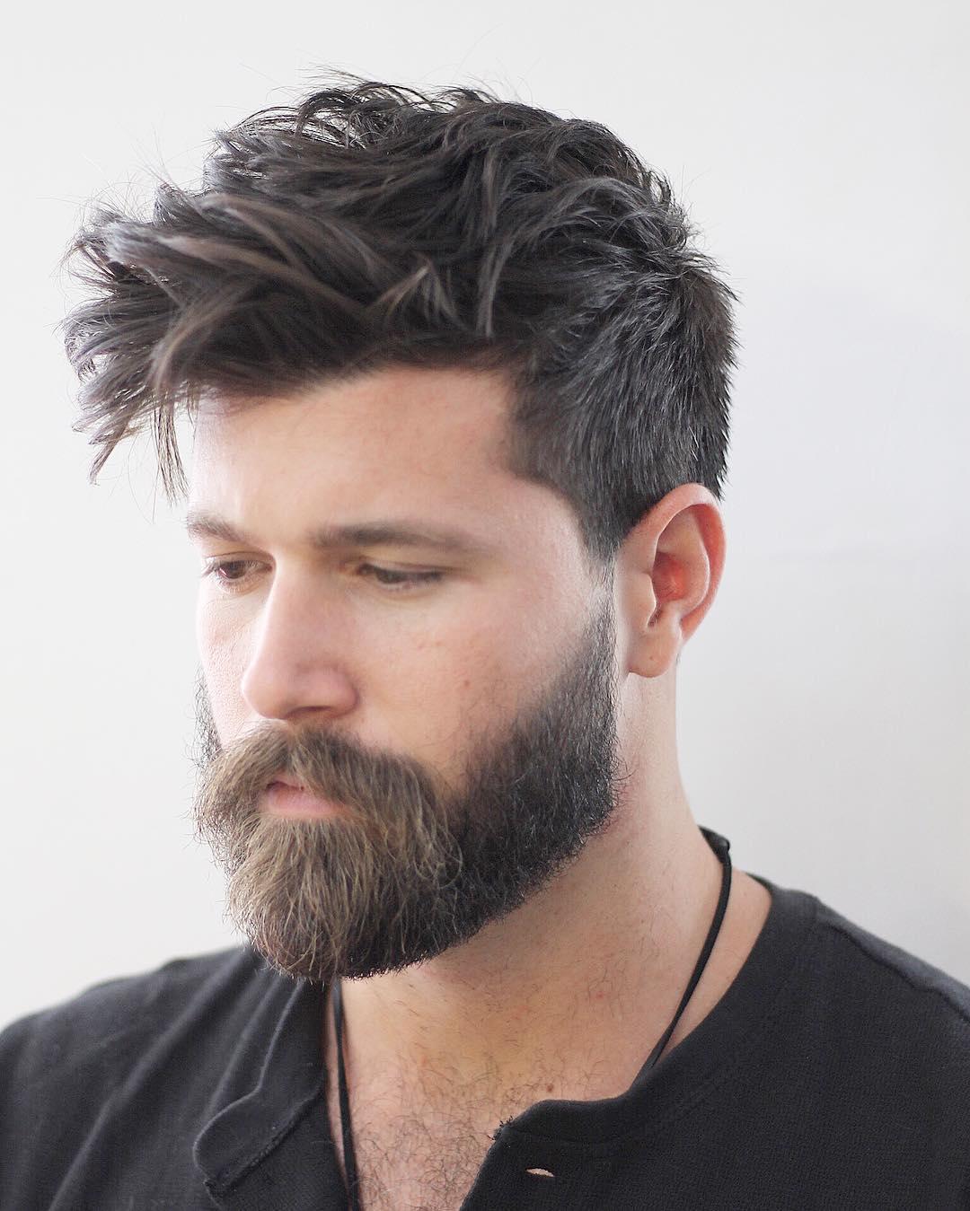 Mens Hairstyles 2018