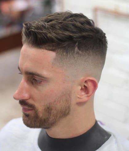 Bald Fade Haircut Styles 35