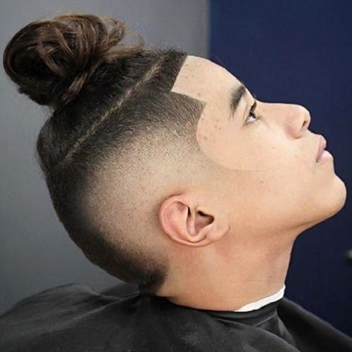 top knot for teen boys