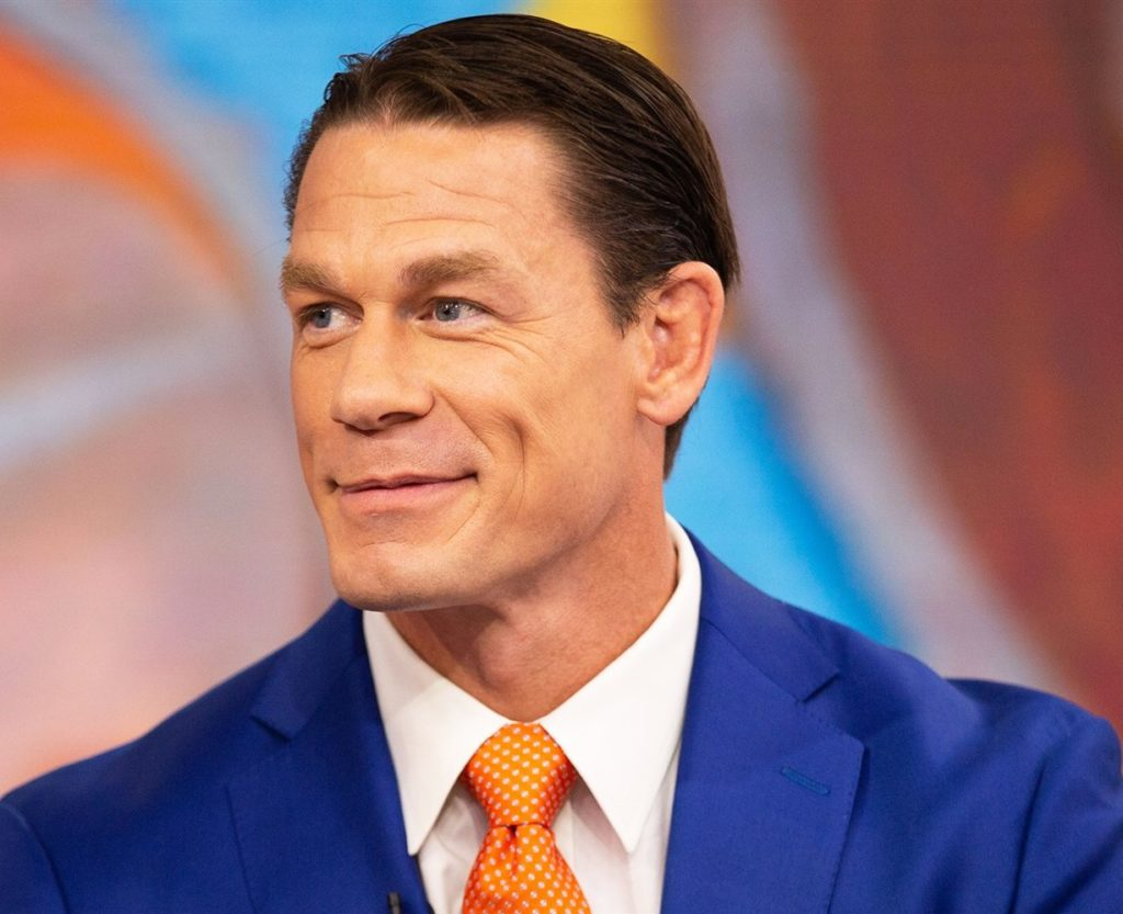 John Cena Haircut 2018