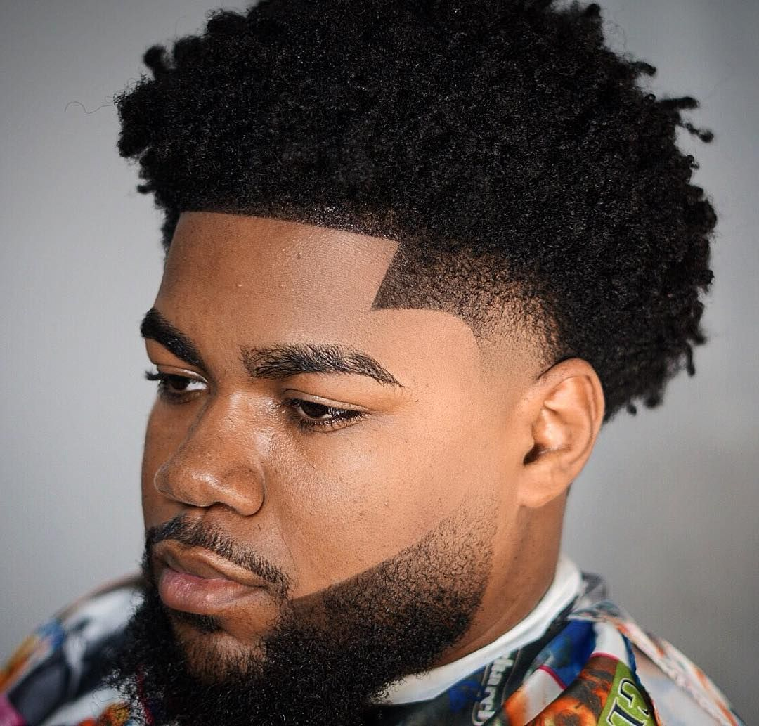 The Best Black Men Haircut 2019 New Haircut Style