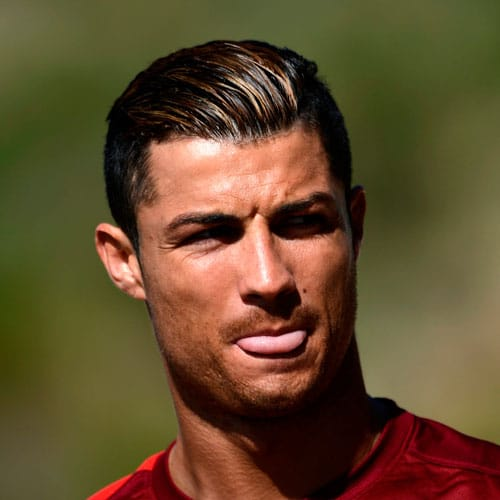 CR7-Hairstyle-Slick-Back 2019