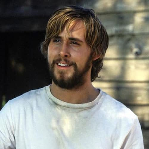 Ryan Gosling Long Hair 2019